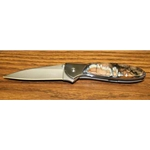 Kershaw Leek Mammoth Tooth-Plain Edge
