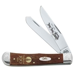 Smooth Chestnut Bone Trapper-Custom 92649