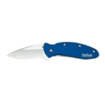 Kershaw Scallion-Navy Blue Handle 1620NB