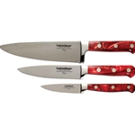 LamsonSharp Fire Forged 3pc Chef's Set